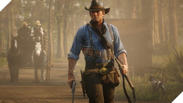 Red Dead Redemption 2 PC: Khi người chơi phát hiện ra một nhân vật mất tích đã lâu