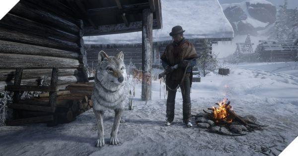 Mod Red Dead Redemption 2 mang đến cho người chơi khả năng biến hình siêu cấp 2