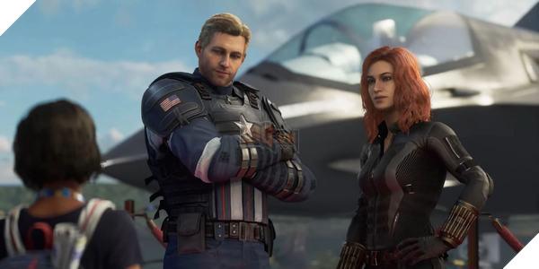 Marvel's Avengers sẽ khởi đầu với số nhân vật ít hơn bạn nghĩ 3