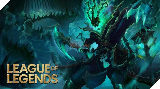 League of Legends' Thresh human form revealed