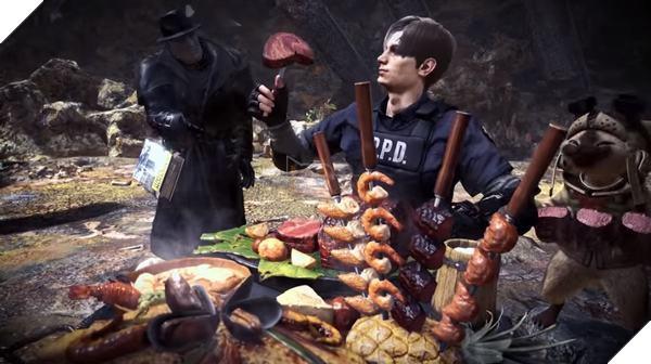 Monster Hunter World: Hướng dẫn mở khóa skin Claire và Leon của Resident Evil 2