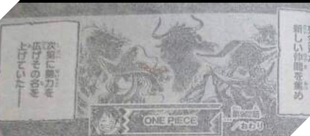 Spoiler One Piece 962 - Daimyo vùng Kuri và những tùy tùng của Oden 3