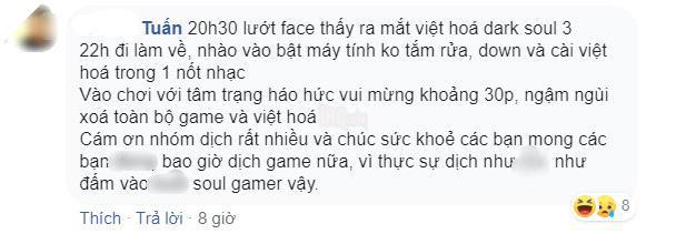 Cộng đồng game thủ cãi nhau nảy lửa vì bản dịch của Dark Souls 3 quá nhiều từ Hán Việt - Ảnh 2.