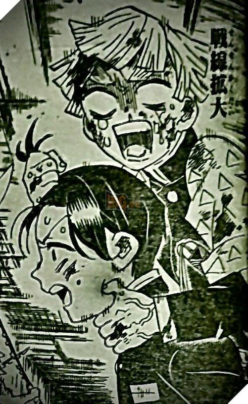 Kimetsu No Yaiba tập 183 - Spoiler - Dự đoán và ngày chính thức xuất bản - Tòa thành sụp đổ  2