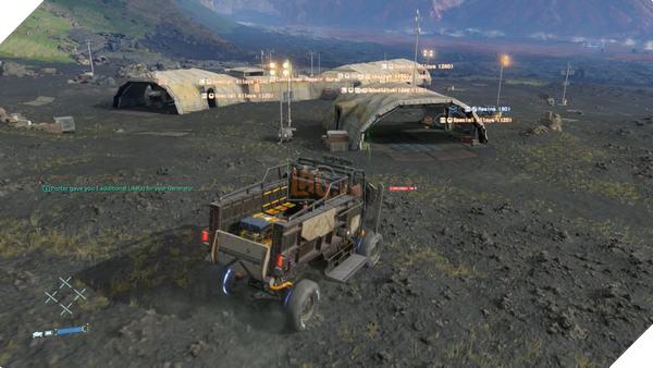 Hướng dẫn Death Stranding: Mở khóa và sửa chữa phương tiện di chuyển 6