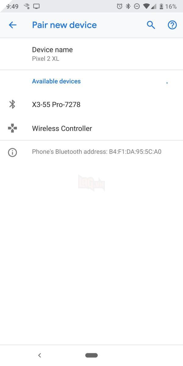 Hướng dẫn: Kết nối tay cầm PlayStation 4 với smartphone  3