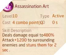 Laplace M - Cách tăng kỹ năng Assassin, Ninja, Asura giúp PVP và PVE hiệu quả 7