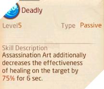 Laplace M - Cách tăng kỹ năng Assassin, Ninja, Asura giúp PVP và PVE hiệu quả 8