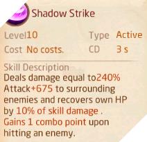 Laplace M - Cách tăng kỹ năng Assassin, Ninja, Asura giúp PVP và PVE hiệu quả 3