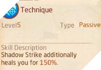Laplace M - Cách tăng kỹ năng Assassin, Ninja, Asura giúp PVP và PVE hiệu quả 4