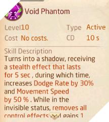 Laplace M - Cách tăng kỹ năng Assassin, Ninja, Asura giúp PVP và PVE hiệu quả 9