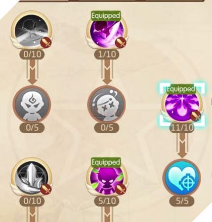 Laplace M - Cách tăng kỹ năng Assassin, Ninja, Asura giúp PVP và PVE hiệu quả 20