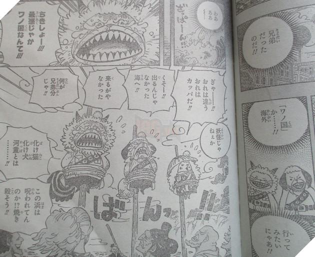 One Piece 964 - Dự đoán - Spoiler và ngày ra mắt - Oden ra khơi và có thể sẽ gặp được Kozuki Toki