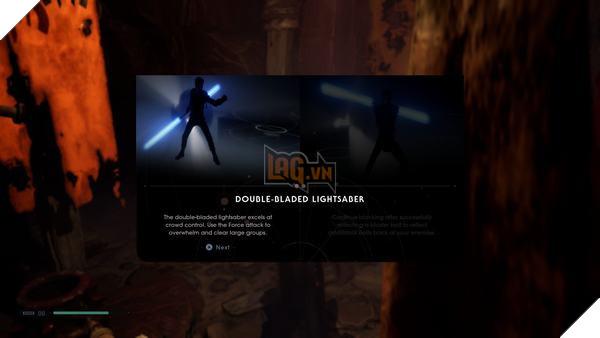 Sở hữu Double-Bladed Lightsaber trong Star Wars Jedi: Fallen Order một cách dễ dàng 3