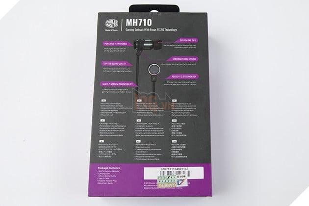 Review Tai nghe in-ear Cooler Master MH710: Đẹp, đơn giãn và sở hữu nhiều tính năng không thua tai phone cao cấp 2
