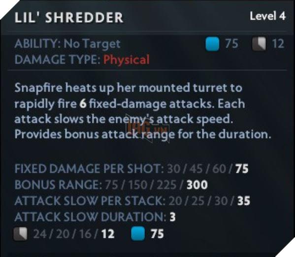 DOTA 2: Chi tiết bộ kĩ năng của Snapfire - Xạ thủ hỗ trợ kèm khống chế cực khó chịu 9