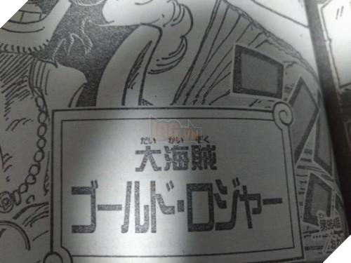 Spoilers One Piece 964 chính thức: Gol D Roger xuất hiện cùng Shanks thời còn trẻ 3