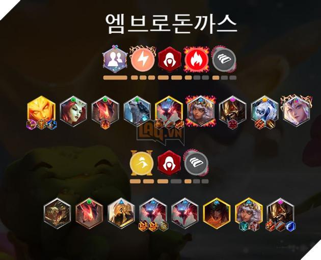 Đấu Trường Chân Lý: Top 10 game thủ với đội hình đứng đầu Hàn Quốc và Bắc Mỹ mà bạn nên biết 9