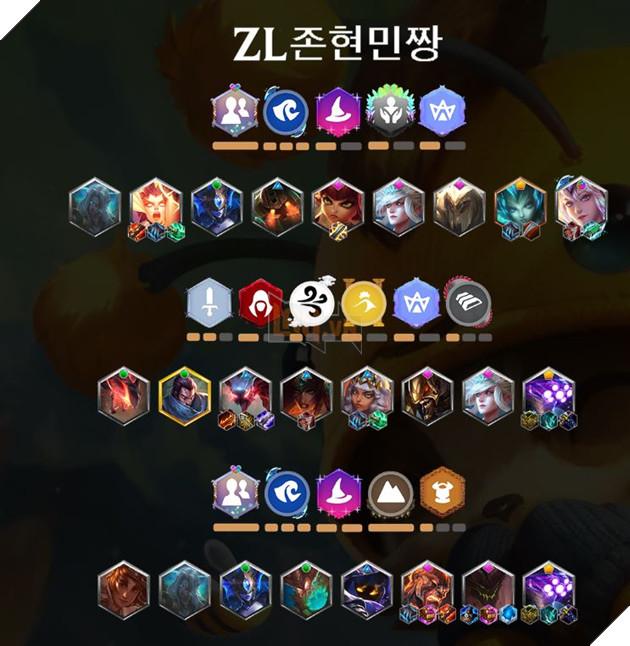 Đấu Trường Chân Lý: Top 10 game thủ với đội hình đứng đầu Hàn Quốc và Bắc Mỹ mà bạn nên biết 7