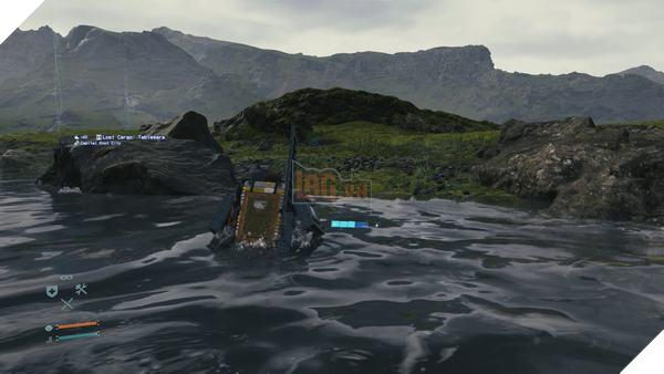 Death Stranding: Game thủ vô tình phát hiện ra hàng thất lạc của shipper khác 4