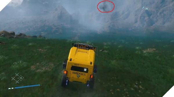 Death Stranding: Game thủ vô tình phát hiện ra hàng thất lạc của shipper khác 2