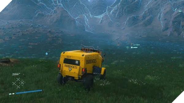 Death Stranding: Game thủ vô tình phát hiện ra hàng thất lạc của shipper khác 3