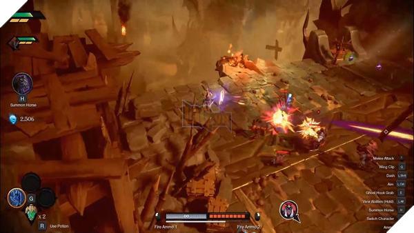 Hướng dẫn phương thức chơi Co-op trong Darksiders Genesis 3
