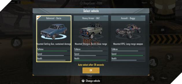 PUBG Mobile: Bản cập nhật 0.16 xác nhận chế độ RageGear, các tính năng mới trong Chế độ Classic, Hồi máu trong khi di chuyển và hơn thế nữa  3