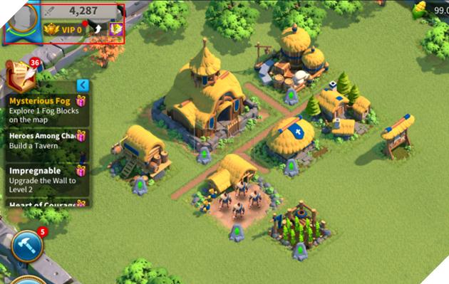 Rise of Kingdoms - Hướng dẫn cách mạnh nhanh nhất và tốn ít thời gian nhất 2