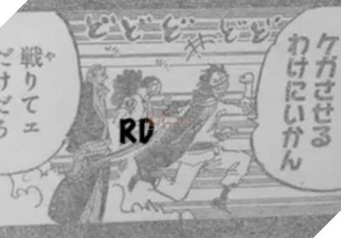 Spoiler One Piece 966 - Roger đại chiến với Râu Trắng 8