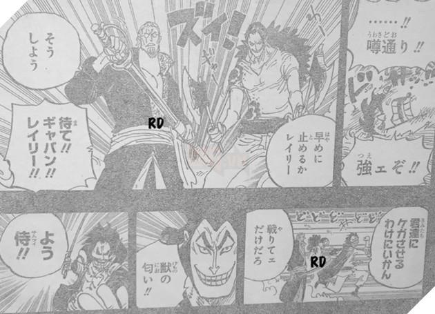 Spoiler One Piece 966 - Roger đại chiến với Râu Trắng 5