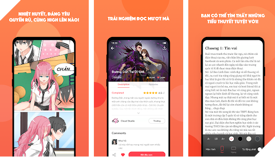 Tổng hợp 10 ứng dụng đọc truyện manga hay nhất dành cho Android Phần 1  4