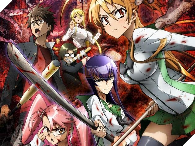 Top 10 bộ Anime có nhiều cảnh nhạy cảm nhất khiến người xem xịt hết máu mũi P1  5