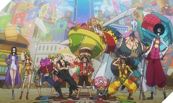Review One Piece: Stampede - Món quà kỷ niệm 20 năm siêu hoành tráng
