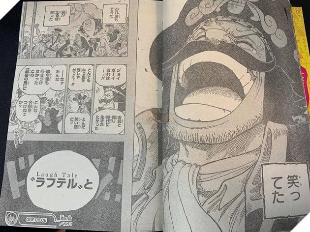 Spoiler One Piece 967 - Roger đặt chân đến Laugh Tale kết thúc cuộc phiêu lưu của Roger 2