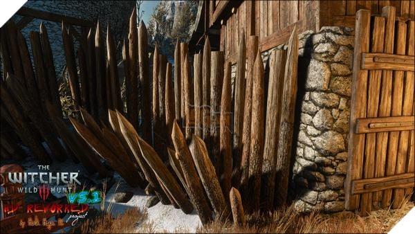 Những bản Mod nâng tầm trải nghiệm The Witcher 3: Wild Hunt khó lòng bỏ qua 3