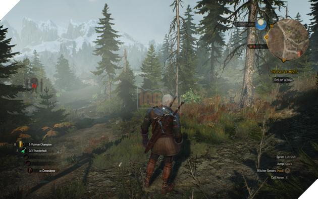 Những bản Mod nâng tầm trải nghiệm The Witcher 3: Wild Hunt khó lòng bỏ qua 4