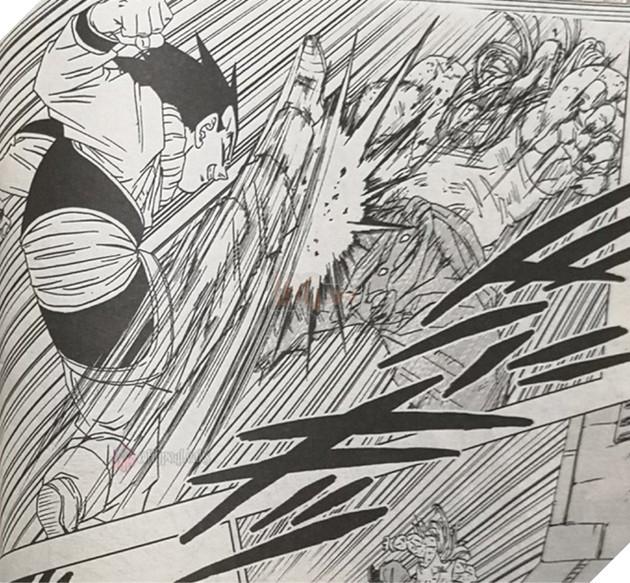Dragon Ball Super chương 55: Kẻ phản diện mới xuất hiện giúp Vegeta nhận ra anh đã mạnh hơn trước - Ảnh 3.