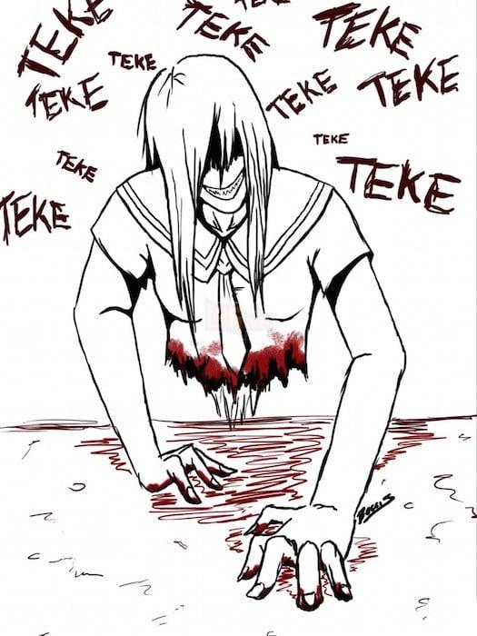 Kết quả hình ảnh cho teketeke là gì