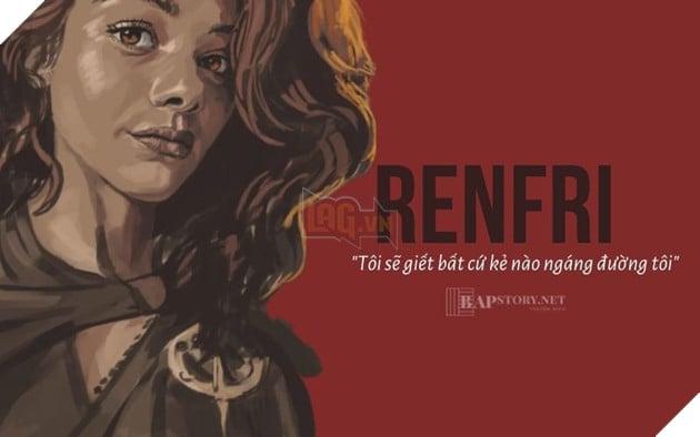 Renfri của The Witcher: Phiên bản công chúa Bạch Tuyết lạc lối suy đồi từ Disney