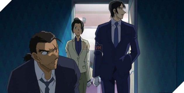 Bộ ba cảnh sát tỉnh Nagano - những nhân vật siêu được lòng fan thám tử Conan - Ảnh 4.
