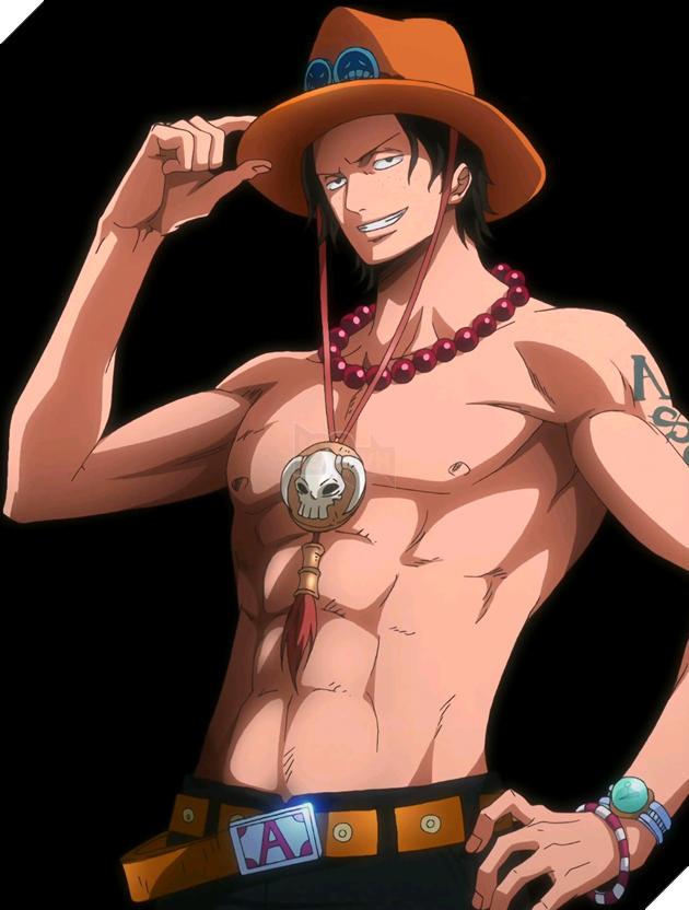 5 nhân vật được yêu thích nhất One Piece 4