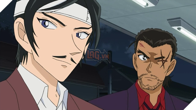 Bộ ba cảnh sát tỉnh Nagano - những nhân vật siêu được lòng fan thám tử Conan - Ảnh 5.