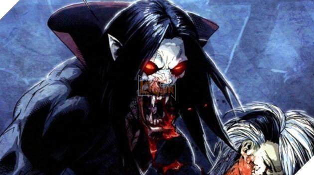 Hé lộ kẻ thù chính của ma cà rồng Morbius trong spin-off Spider-Man - Ảnh 1.