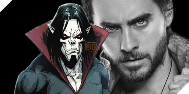 Hé lộ kẻ thù chính của ma cà rồng Morbius trong spin-off Spider-Man - Ảnh 2.