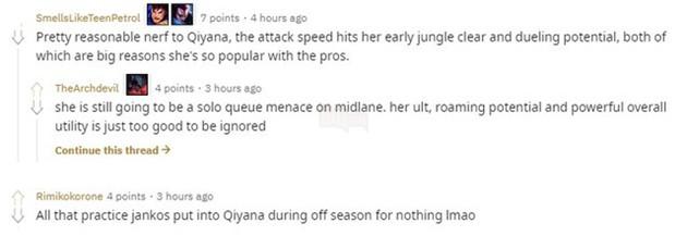 Cộng đồng hả hê khi Riot nerf nặng Qiyana ở bản 10.2 - Công sức Jankos tập luyện đổ đi hết rồi - Ảnh 8.