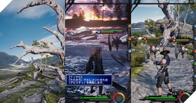 Mobius Final Fantasy - Huyền thoại nhập vai chính thức ra mắt server Global  2