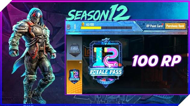 PUBG Mobile: Ngày phát hành Season 12 và những thông tin về Royale Pass  3