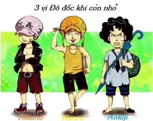 Đô Đốc Akainu là ai - Vị thủy sư đô đốc tàn bạo nhất One Piece 11