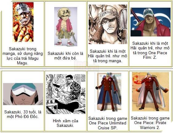 Đô Đốc Akainu là ai - Vị thủy sư đô đốc tàn bạo nhất One Piece 4